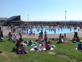 Splash Pool - Free Entry!